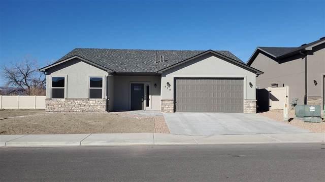 429 San Juan Street, Grand Junction, CO 81504 (MLS #20210789) :: Western Slope Real Estate