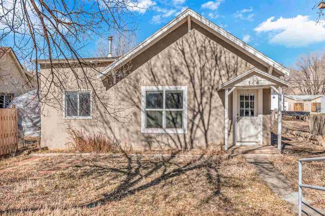 144 W 1st Street, Parachute, CO 81635 (MLS #20210849) :: The Kimbrough Team | RE/MAX 4000