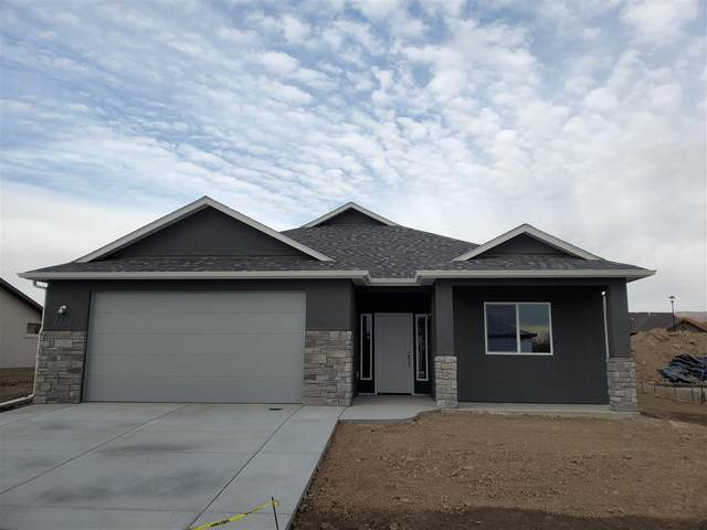 457 Fox Meadows Court, Grand Junction, CO 81504 (MLS #20210870) :: The Christi Reece Group