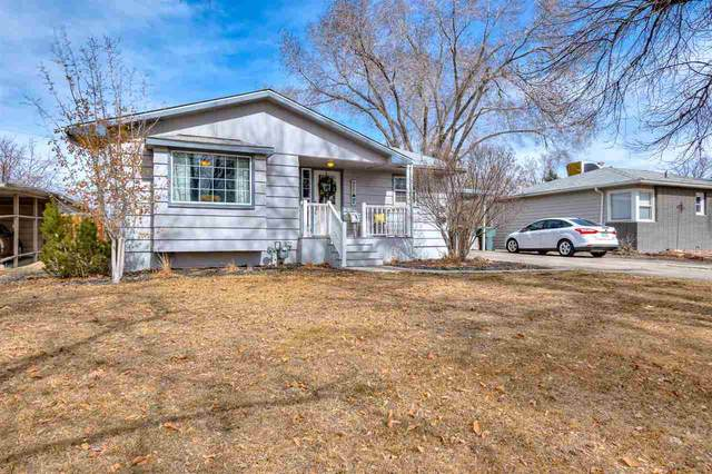 140 Mesa Avenue, Grand Junction, CO 81501 (MLS #20211003) :: The Grand Junction Group with Keller Williams Colorado West LLC
