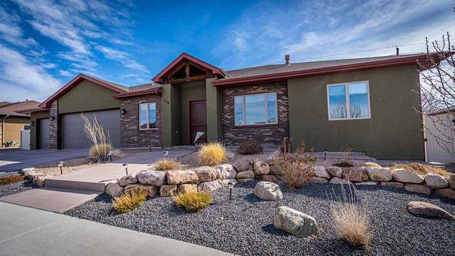 738 Ruby Ranch Drive, Grand Junction, CO 81505 (MLS #20211099) :: The Christi Reece Group