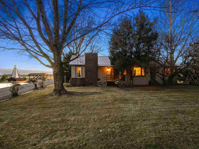 1151 23 Road, Grand Junction, CO 81505 (MLS #20211129) :: CENTURY 21 CapRock Real Estate