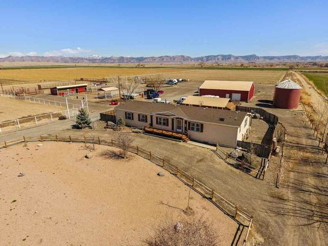 1622 16 Road, Loma, CO 81524 (MLS #20211166) :: The Kimbrough Team | RE/MAX 4000