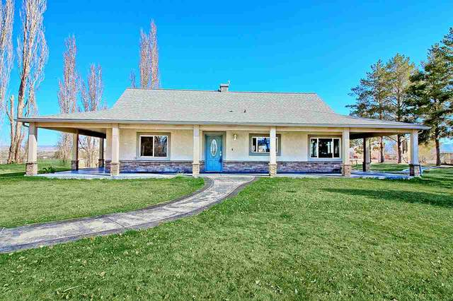 1504 14 1/2 Road, Loma, CO 81524 (MLS #20211224) :: The Kimbrough Team | RE/MAX 4000