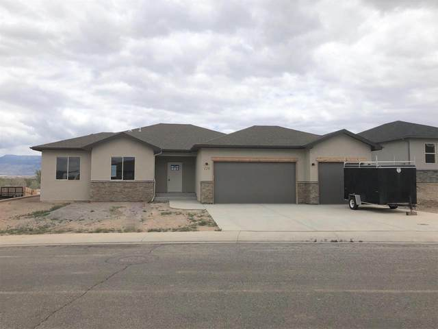 120 Dry Creek Court, Grand Junction, CO 81503 (MLS #20211365) :: The Joe Reed Team