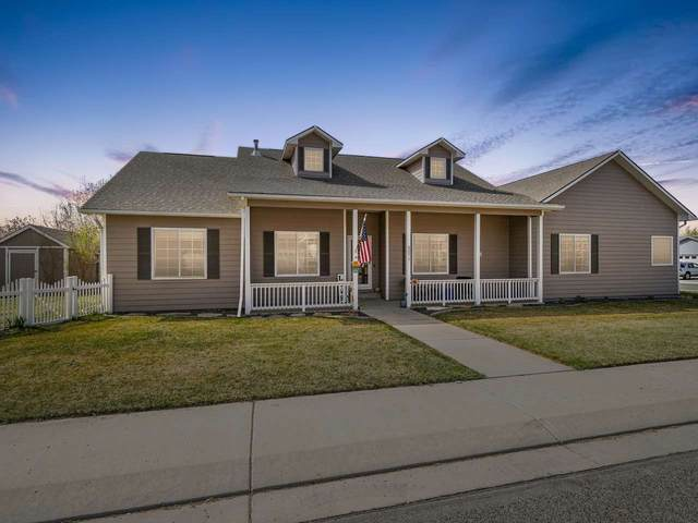 3071 Bison Avenue, Grand Junction, CO 81504 (MLS #20211577) :: The Joe Reed Team