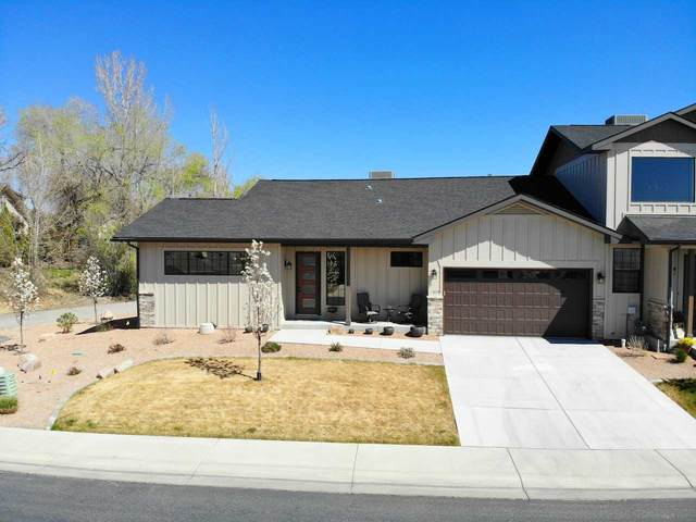 1670 Wellington Avenue, Grand Junction, CO 81501 (MLS #20211625) :: The Joe Reed Team