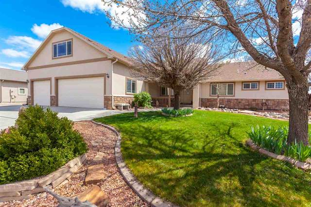976 Murray Street, Fruita, CO 81521 (MLS #20211719) :: The Kimbrough Team | RE/MAX 4000