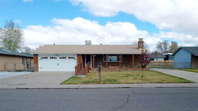 3016 Bookcliff Avenue, Grand Junction, CO 81504 (MLS #20211724) :: The Joe Reed Team