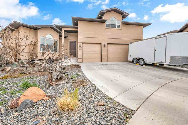 200 Meadow Point Court, Grand Junction, CO 81503 (MLS #20211727) :: The Joe Reed Team