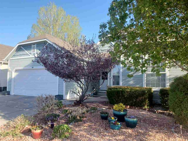 607 Cottage Meadows Court, Grand Junction, CO 81504 (MLS #20211751) :: The Joe Reed Team