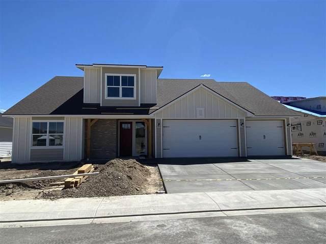 2365 Golden Apple Drive, Grand Junction, CO 81505 (MLS #20211760) :: Michelle Ritter