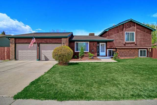 2945 Pheasant Run Circle, Grand Junction, CO 81505 (MLS #20211820) :: The Kimbrough Team | RE/MAX 4000