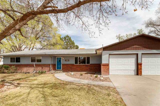 578 Sunny Meadow Lane, Grand Junction, CO 81507 (MLS #20211850) :: CENTURY 21 CapRock Real Estate
