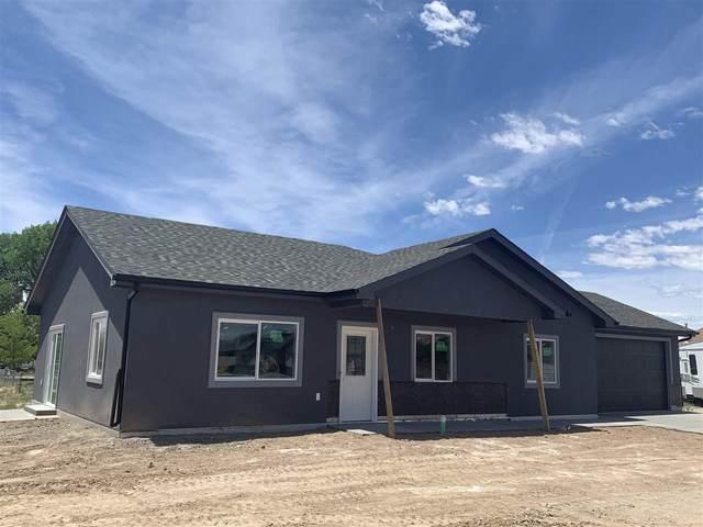 503 Indian Rye Street, Grand Junction, CO 81504 (MLS #20211867) :: Michelle Ritter