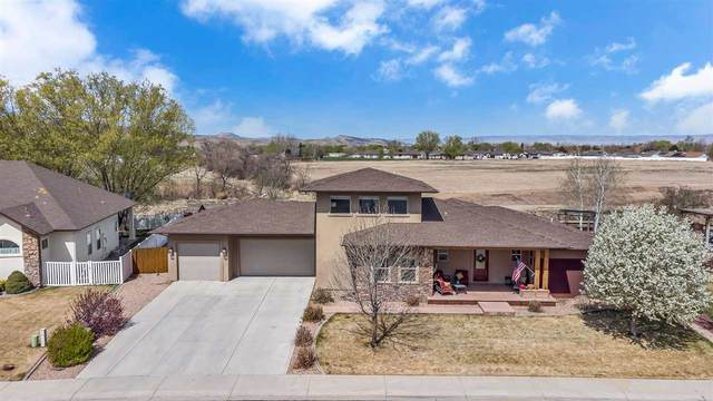 949 Kayenta Way, Fruita, CO 81521 (MLS #20211868) :: The Kimbrough Team | RE/MAX 4000