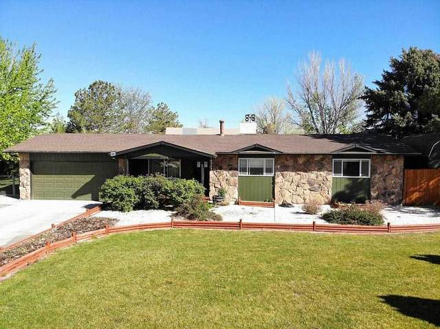 2668 Paradise Way, Grand Junction, CO 81506 (MLS #20211892) :: The Kimbrough Team | RE/MAX 4000