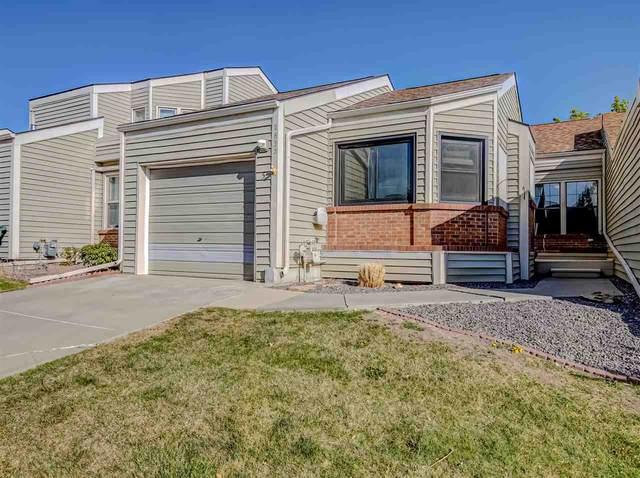 2835 Villa Way #5, Grand Junction, CO 81501 (MLS #20211894) :: The Joe Reed Team