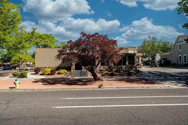 910 Main Street, Grand Junction, CO 81501 (MLS #20211919) :: The Christi Reece Group
