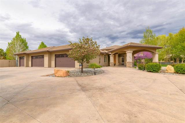 2606 Partridge Court, Grand Junction, CO 81506 (MLS #20211948) :: The Joe Reed Team