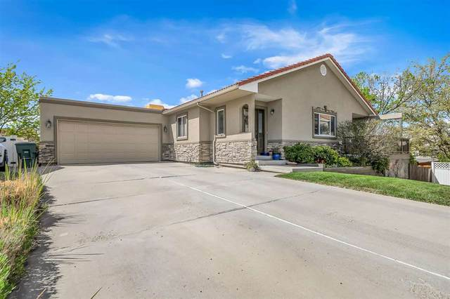 587 1/2 28 1/2 Road, Grand Junction, CO 81501 (MLS #20212000) :: The Kimbrough Team | RE/MAX 4000