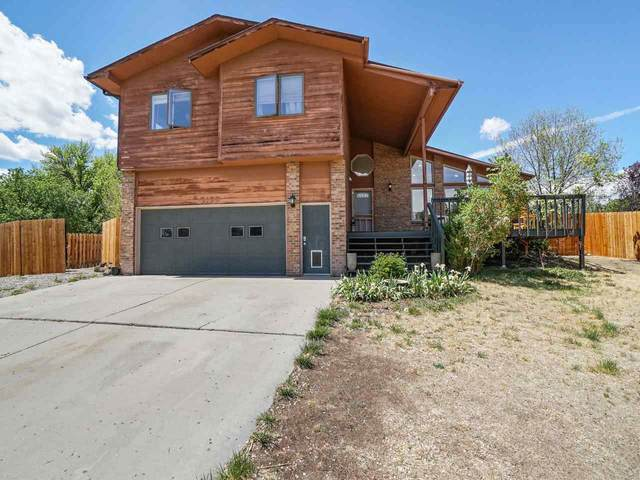 3139 Cloverdale Court, Grand Junction, CO 81506 (MLS #20212164) :: The Kimbrough Team | RE/MAX 4000