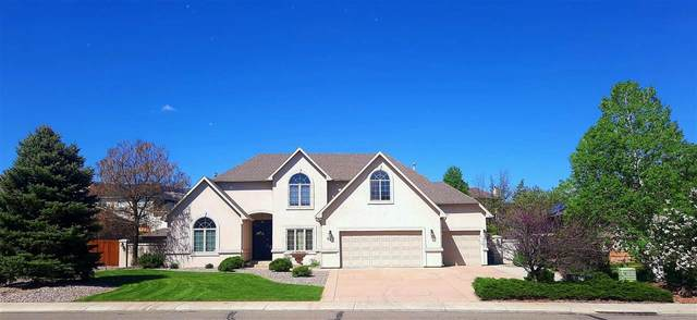 687 Tranquil Trail, Grand Junction, CO 81507 (MLS #20212185) :: Michelle Ritter