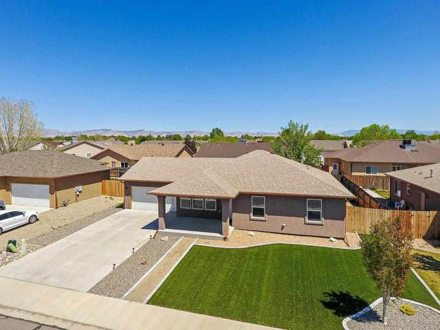 574 Birchwood Street, Fruita, CO 81521 (MLS #20212189) :: Lifestyle Living Real Estate