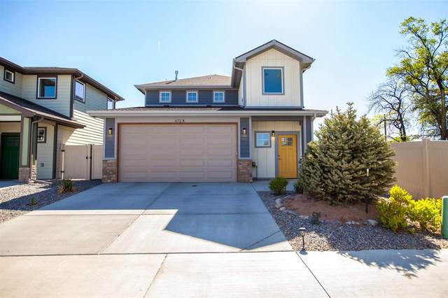 672 Copper Canyon Drive A, Grand Junction, CO 81505 (MLS #20212191) :: CENTURY 21 CapRock Real Estate