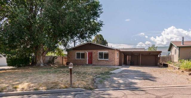 1205 W 3rd Street, Rifle, CO 81650 (MLS #20212203) :: The Kimbrough Team | RE/MAX 4000