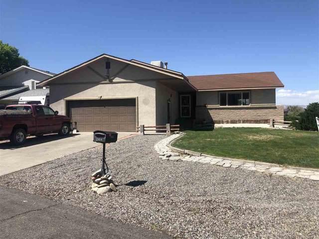 2418 Sandridge Court, Grand Junction, CO 81507 (MLS #20212204) :: The Joe Reed Team