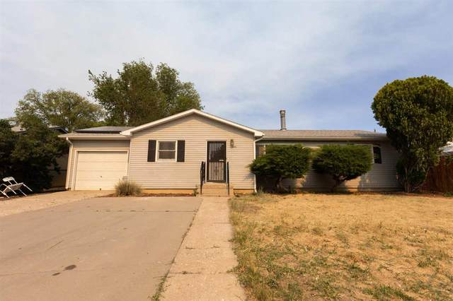190 1/2 Glory View Drive, Grand Junction, CO 81503 (MLS #20212207) :: The Joe Reed Team