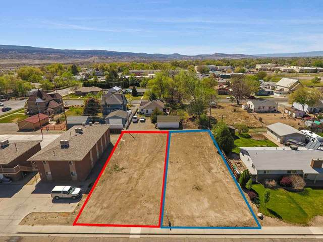 TBD N Mulberry Street, Fruita, CO 81521 (MLS #20212260) :: The Joe Reed Team