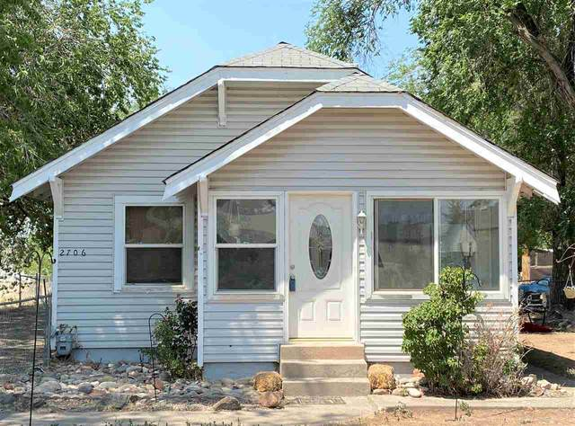 2706 Unaweep Avenue, Grand Junction, CO 81503 (MLS #20212276) :: The Christi Reece Group