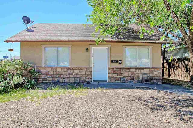 1115 Ute Avenue, Grand Junction, CO 81501 (MLS #20212281) :: The Grand Junction Group with Keller Williams Colorado West LLC