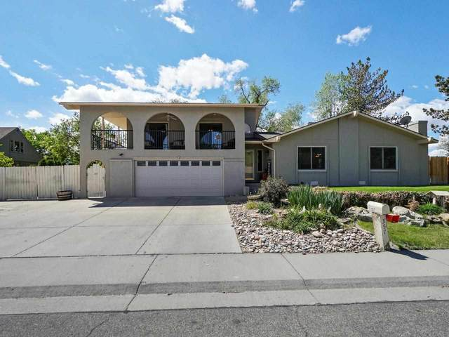 357 Music Lane, Grand Junction, CO 81506 (MLS #20212282) :: The Grand Junction Group with Keller Williams Colorado West LLC