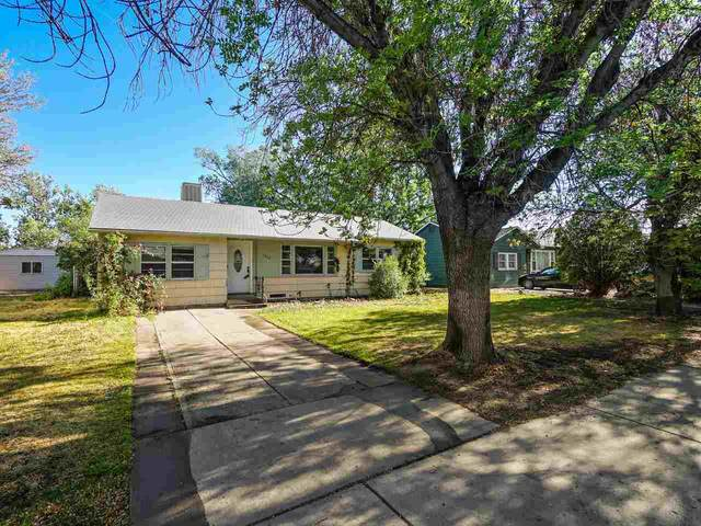 1252 Texas Avenue, Grand Junction, CO 81501 (MLS #20212341) :: The Grand Junction Group with Keller Williams Colorado West LLC