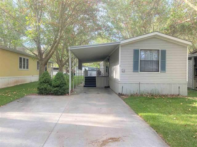 3781 Granada Drive #26, Palisade, CO 81526 (MLS #20212428) :: Michelle Ritter