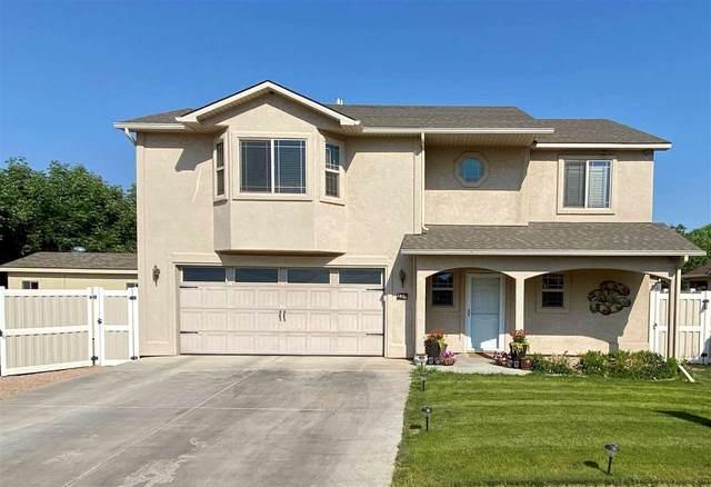 2856 Arrasta Court, Grand Junction, CO 81503 (MLS #20212608) :: Lifestyle Living Real Estate
