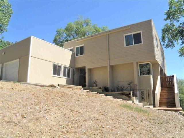 410 Ridgeway Drive, Grand Junction, CO 81507 (MLS #20212700) :: The Grand Junction Group with Keller Williams Colorado West LLC