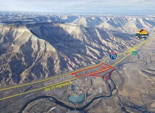 5537 Highway 6&24, Parachute, CO 81635 (MLS #20212713) :: The Joe Reed Team