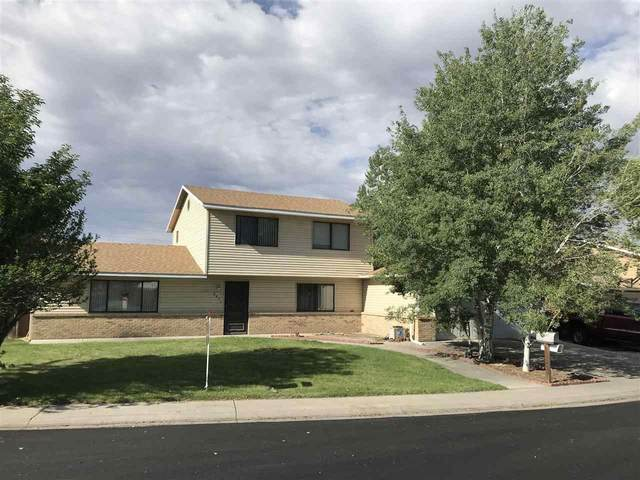 2971 Oxbow Road, Grand Junction, CO 81504 (MLS #20212744) :: Michelle Ritter
