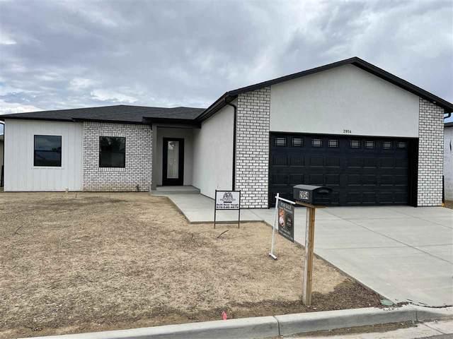 2954 Bret Drive, Grand Junction, CO 81504 (MLS #20212840) :: The Danny Kuta Team