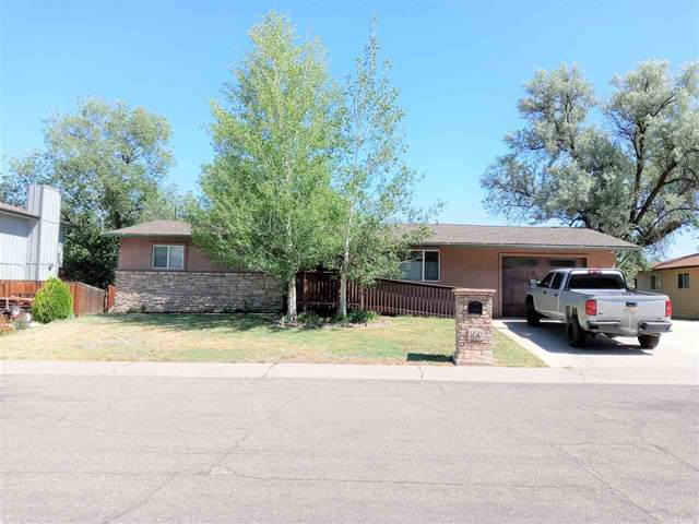 150 Willowbrook Road, Grand Junction, CO 81501 (MLS #20212858) :: The Grand Junction Group with Keller Williams Colorado West LLC
