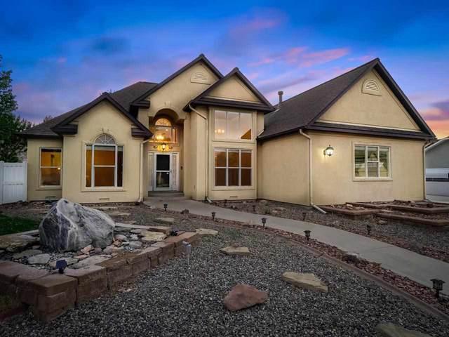 435 Rust Court, Grand Junction, CO 81507 (MLS #20212887) :: Michelle Ritter