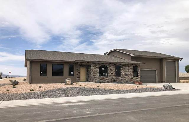 853 Fire Agate Lane, Grand Junction, CO 81506 (MLS #20212958) :: Michelle Ritter