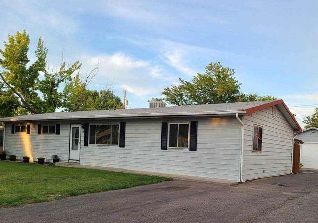 1718 Maple Street, Grand Junction, CO 81501 (MLS #20213069) :: Lifestyle Living Real Estate