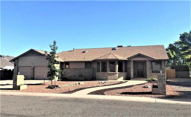 2298 E Piazza Place, Grand Junction, CO 81506 (MLS #20213134) :: Western Slope Real Estate