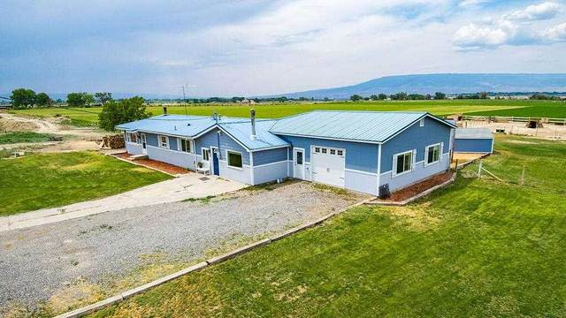 17977 B Road, Delta, CO 81416 (MLS #20213180) :: CENTURY 21 CapRock Real Estate