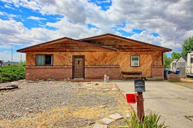 3197 Bunting Avenue, Grand Junction, CO 81504 (MLS #20213242) :: The Joe Reed Team